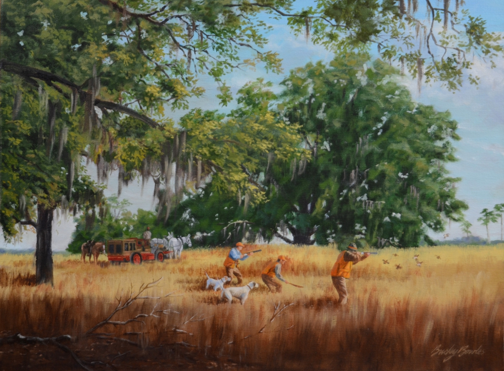 Plantation Quail Hunt