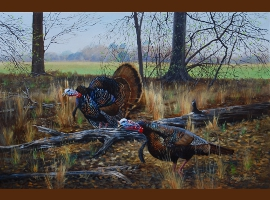 Gobblers on Edge